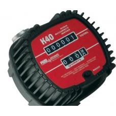 3-х разрядный механический счетчик отпуска масла K 40