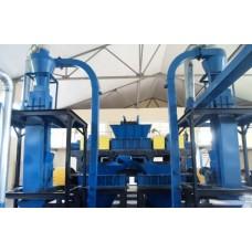 Линия по переработки шин РДК-Премиум (РДК - 1300)