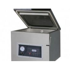 Настольная вакуум-упаковочная машина DZ-400/2T (нерж.)